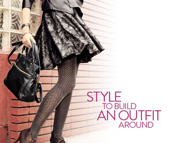 STYLE TO BUILD AN OUTFIT AROUND