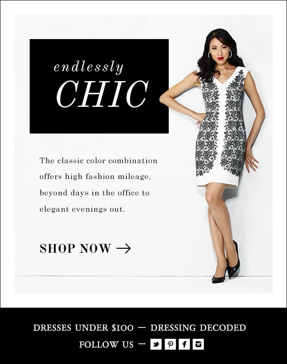 Endlessly Chic