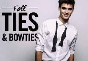 Shop Fall Tie Trends ft. New Patterns