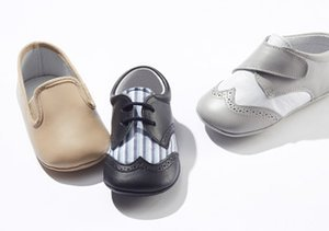 Just for Baby: Soft-Sole Shoes