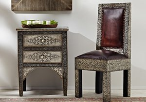 Get Inspired: Moroccan Furniture