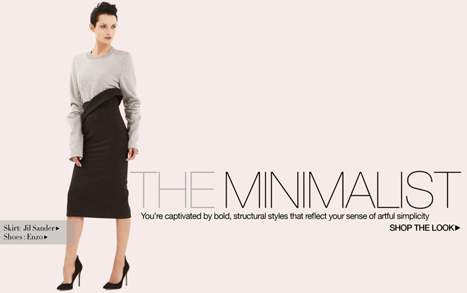 The Minimalist - Shop the Look for Women