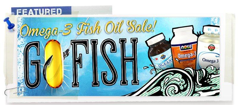 Fish Oil Sale