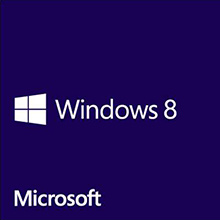 <b>Don't forget</b> Microsoft <br> Windows 8 OS <strong>64-bit</strong> DVD