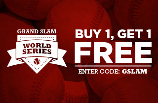 Click to buy Grand Slam BOGO items