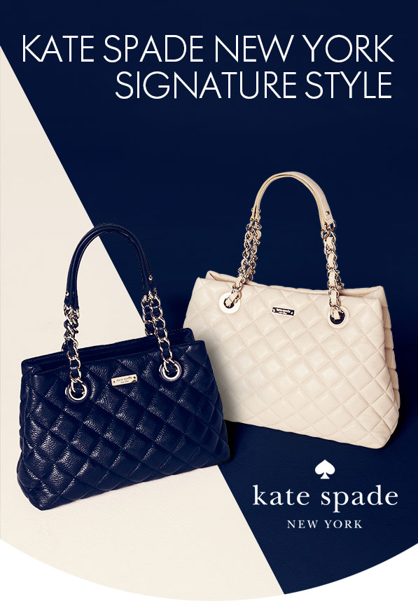 KATE SPADE NEW YORK SIGNATURE STYLE - kate spade NEW YORK