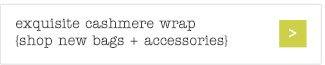 exquisite cashmere wrap