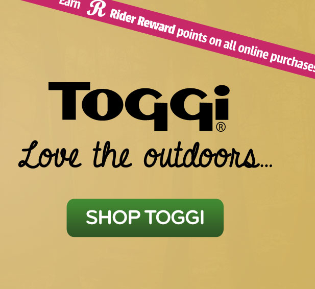 Toggi - Love the outdoors...
