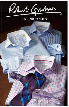 ROBERT GRAHAM | SHOP DRESS SHIRTS