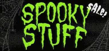 Shop Spooky Stuff