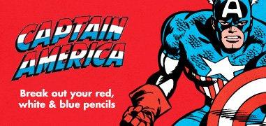 Captain America Challenge