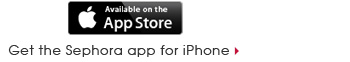 Get the Sephora App for iPhone