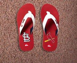 Cardinals Sandals