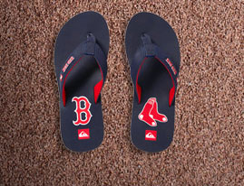Red Sox Sandals