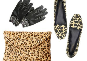 Wild Side: Handbags, Shoes & More
