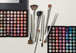 Beaute Basics: Palettes & Brushes
