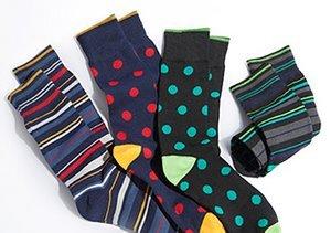 Stock Up: Socks