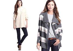 Trend: Oversize Sweaters