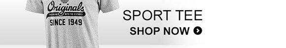 Shop Sport Tee »