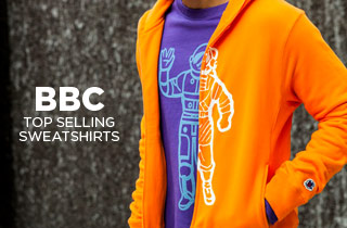 BBC: Top Selling Sweatshirts