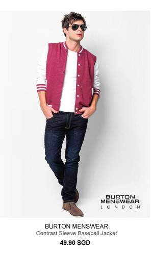 Burton Baseball Jacket