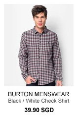 Burton Check Shirt