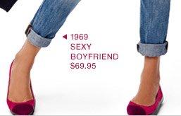 SEXY BOYFRIEND $69.95
