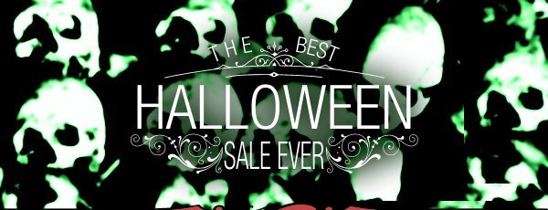 The Best Halloween Sale Ever