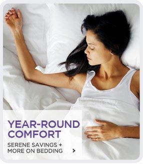 YEAR-ROUND COMFORT
