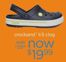 crocband™ II.5 clog