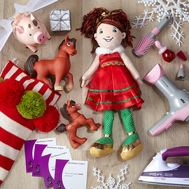 Stocking Stuffers: Kids' Toys