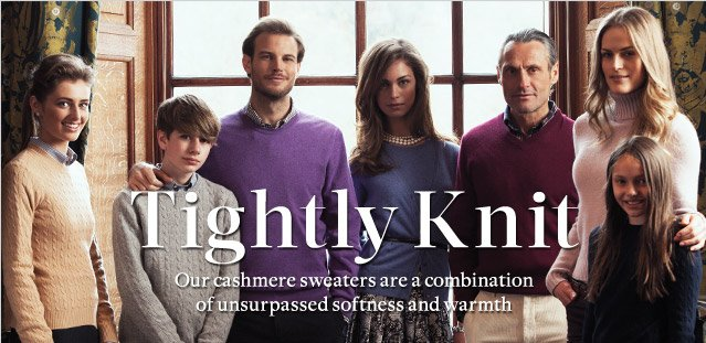 TIGHTLY KNIT