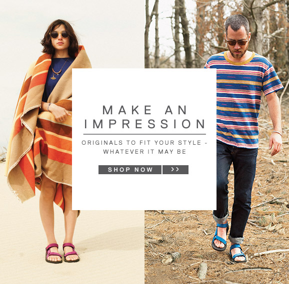 MAKE AN IMPRESSION - SHOP NOW