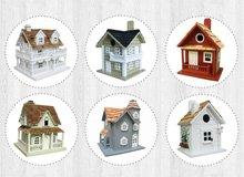 Birdhouses by Home Bazaar