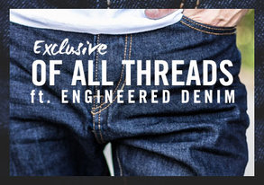 Shop Exclusive Engineered Denim & More