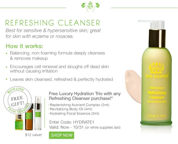 Shop Refreshing Cleanser