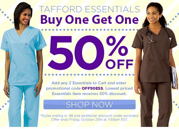 Tafford Essentials, Buy One Get One 50% OFF - Shop Now