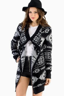 FALL OUT CARDIGAN 58