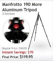 Manfrotto 190 More
