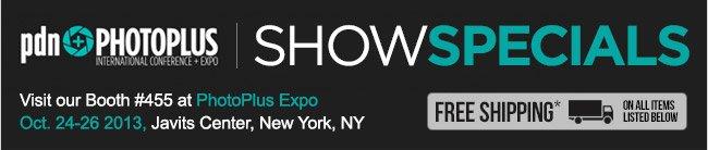 PhotoPlus Show Specials
