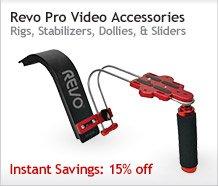 Revo Pro Video Accessories