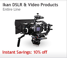Ikan DSLR Video Products
