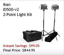 ikan Light Kit