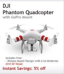 DJI Phantom Quadcopter
