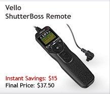 Vello Shutterboss Remote
