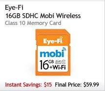 Eye-Fi 16GB