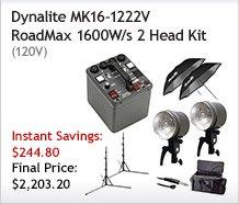 Dynalite MK16-1222V RoadMax