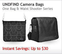 UNDFIND Camera Bag