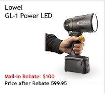 Lowel GL-1 Power LED