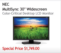 NEC MultiSync 30